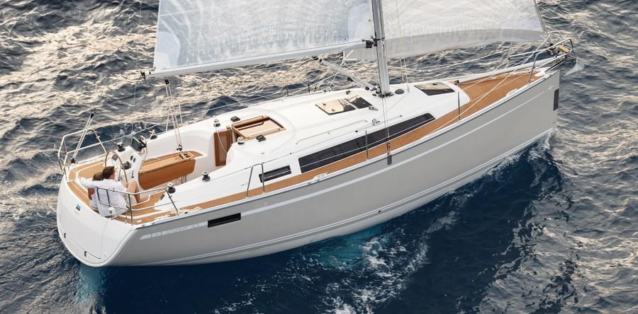 "Bavaria Cruiser 33 – nuevo modelo ""starter"" en serie Cruiser"